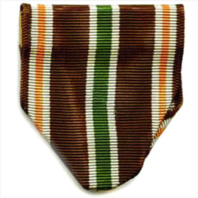 Vanguard ARMY ROTC RIBBON DRAPE: N-2-1: AJROTC VARSITY ATHLETICS