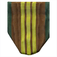 Vanguard ARMY ROTC RIBBON DRAPE: N-3-3: AJROTC PROFICIENCY