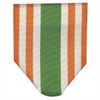 Vanguard ARMY ROTC RIBBON DRAPE: N-3-9: AJROTC COMMENDATION