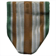 Vanguard ARMY ROTC RIBBON DRAPE: N-3-13: AJROTC COMPETITIVE DRILL INDIVIDUAL