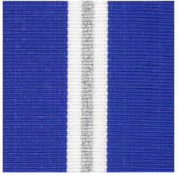 Vanguard Miniature NATO Balkans Operation Non Article 5 Ribbon Yardage