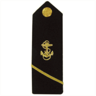 Vanguard NAVY ROTC MIDSHIPMAN HARD BOARD: THIRD CLASS