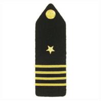 Vanguard NAVY ROTC MIDSHIPMAN HARD BOARD: LIEUTENANT COMMANDER