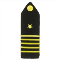 Vanguard NAVY ROTC MIDSHIPMAN HARD BOARD: COMMANDER