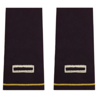 Vanguard ARMY EPAULET: WARRANT OFFICER 5 - LARGE