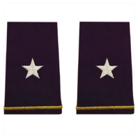 Vanguard ARMY EPAULET: BRIGADIER GENERAL - SMALL