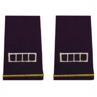 Vanguard ARMY EPAULET: WARRANT OFFICER 4 - SMALL
