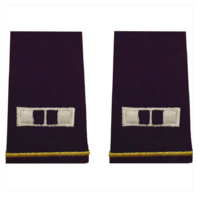 Vanguard ARMY EPAULET: WARRANT OFFICER 2 - SMALL