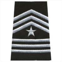 Vanguard ARMY ROTC EPAULET: SERGEANT MAJOR - SMALL