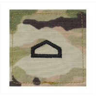 Vanguard ARMY ROTC OCP RANK W/HOOK CLOSURE : PRIVATE FIRST CLASS (PFC)