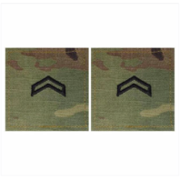 Vanguard ARMY ROTC OCP RANK W/HOOK CLOSURE : CORPORAL (CPL)
