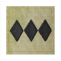 Vanguard ARMY ROTC OCP RANK W/HOOK CLOSURE : COLONEL (COL)