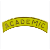Vanguard ROTC ACADEMIC ARC TAB