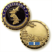Vanguard KOREAN WAR VETERAN COIN