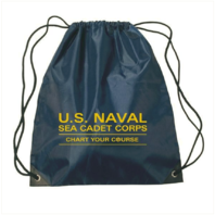 Vanguard SEA CADET DRAWSTRING BACKPACK BLUE