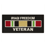 Vanguard VETERAN PATCH: IRAQI FREEDOM