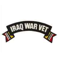 Vanguard VETERAN PATCH: IRAQI WAR