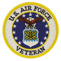 Vanguard VETERAN PATCH: US AIR FORCE