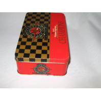 NASCAR Winston Cup Series 25th Anniversary Champions Tin w/ 50 Matchbooks