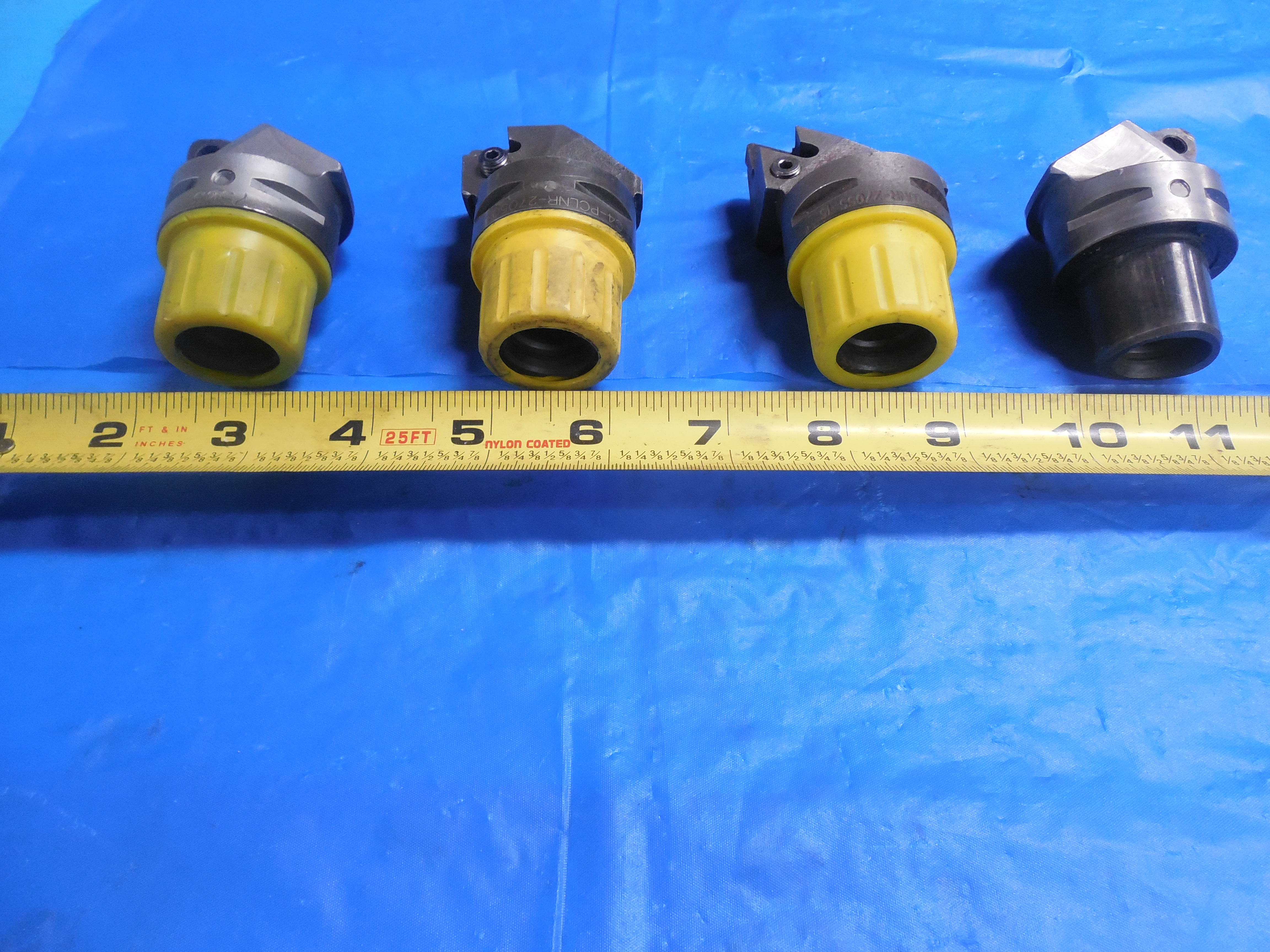 CAPTO C4 A391.20-12 1//2 Diameter END Mill Tool Holder Adapter .5 .50 .500 .5000