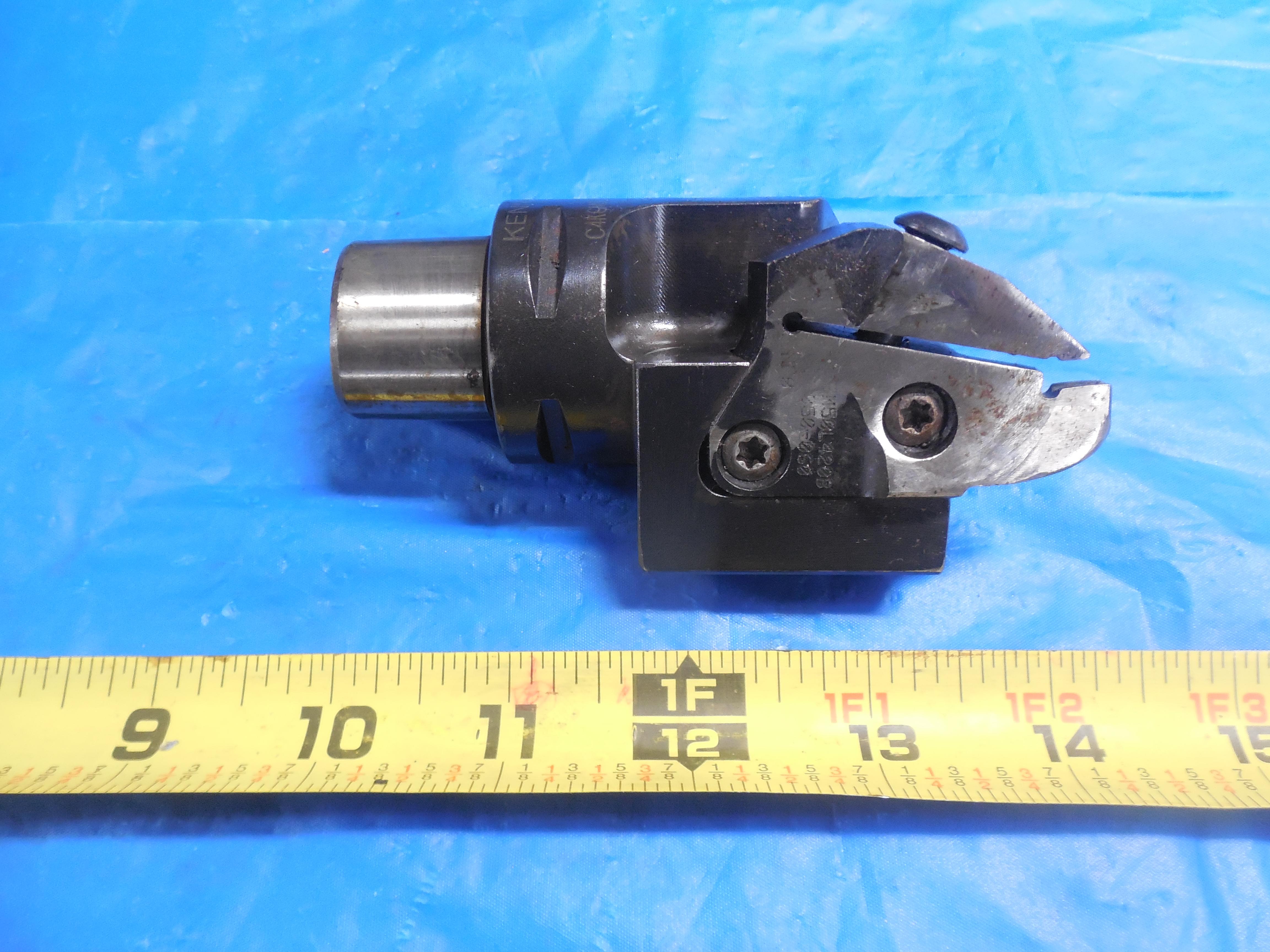 """.170/"""" Width Carbide Tipped Trepan Tool Radius .010/"""" MF16201"""