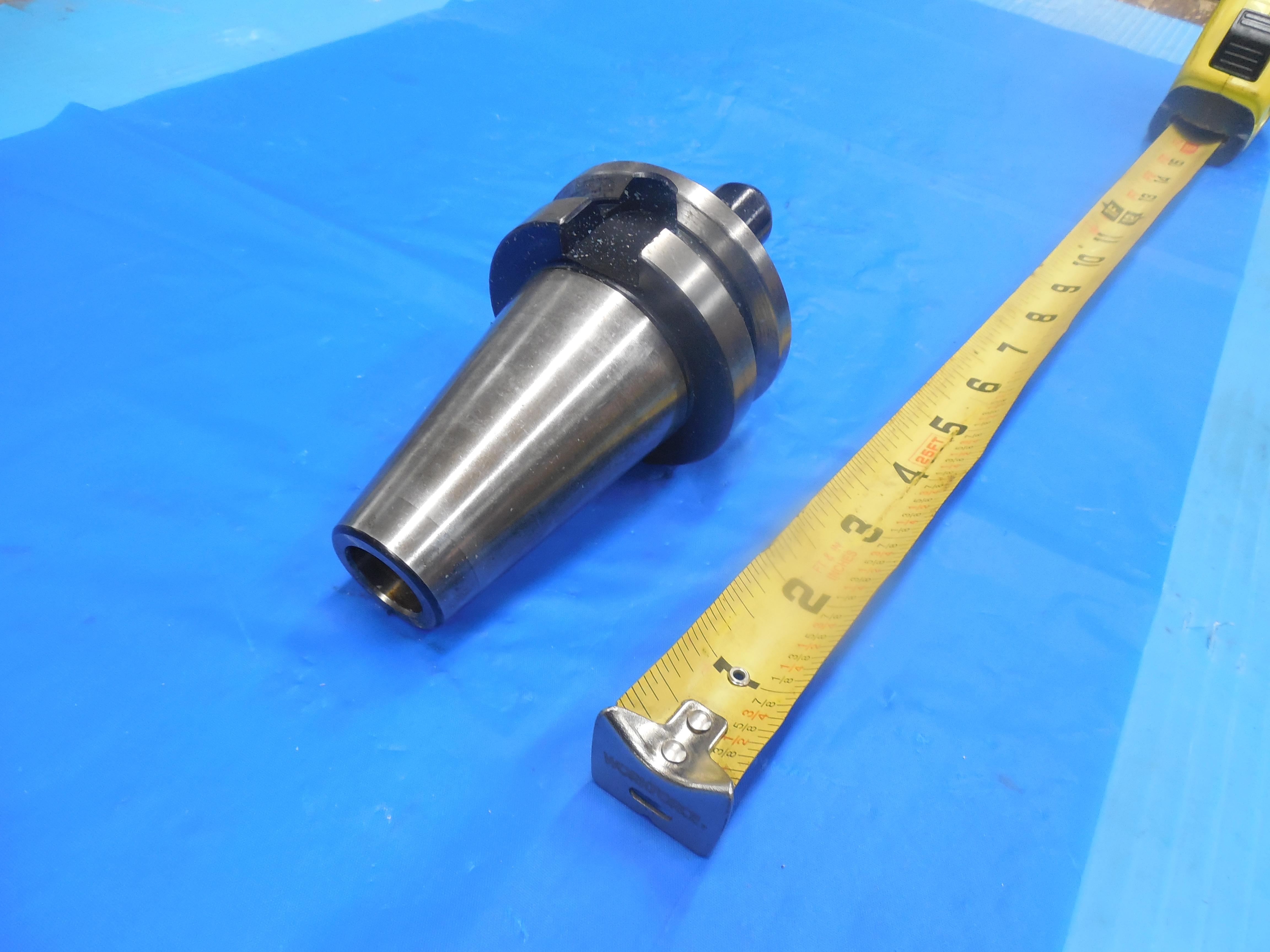 NIKKEN BT 40 3//16 Dia I.D Extended Reach Solid END Mill Tool Holder BT40 .1875