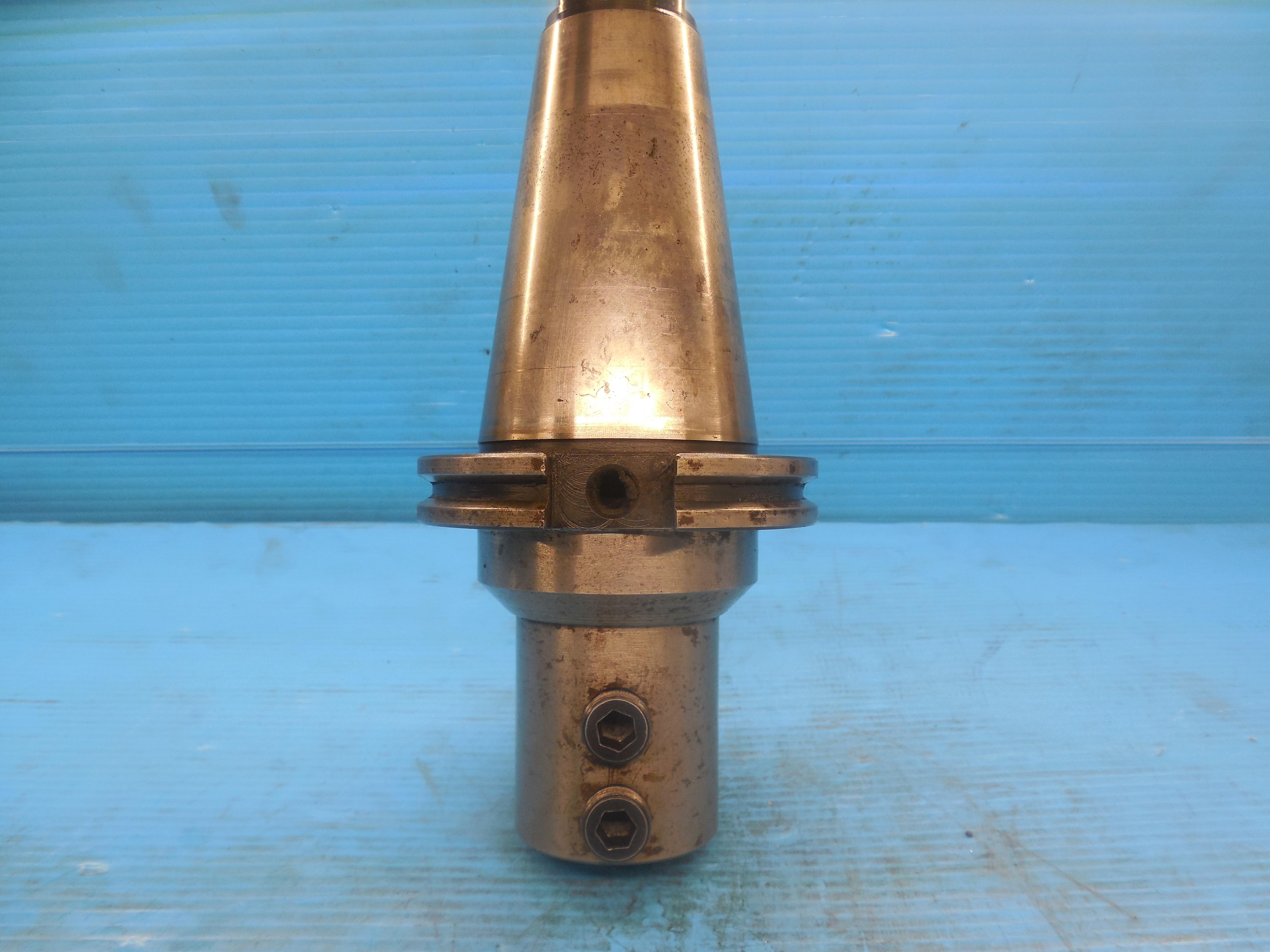 Solid END Mill Tool Holder 1.0 1.00 1.000 CAT50 CNC I.D VALENITE CAT 50 1 Dia