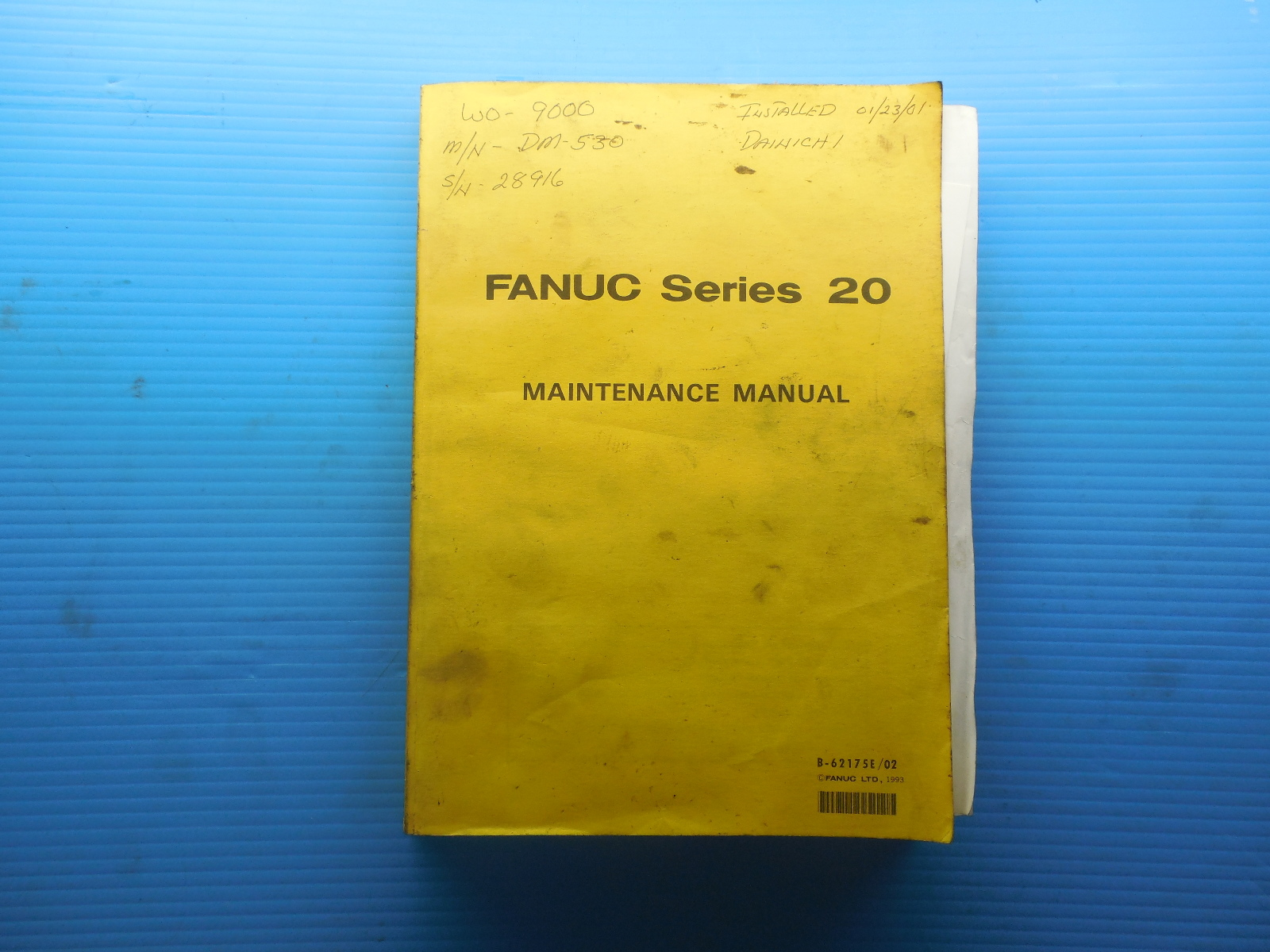 ... Array - fanuc series 20 control unit maintenance manual programming rh  mashup bbchaoyang com