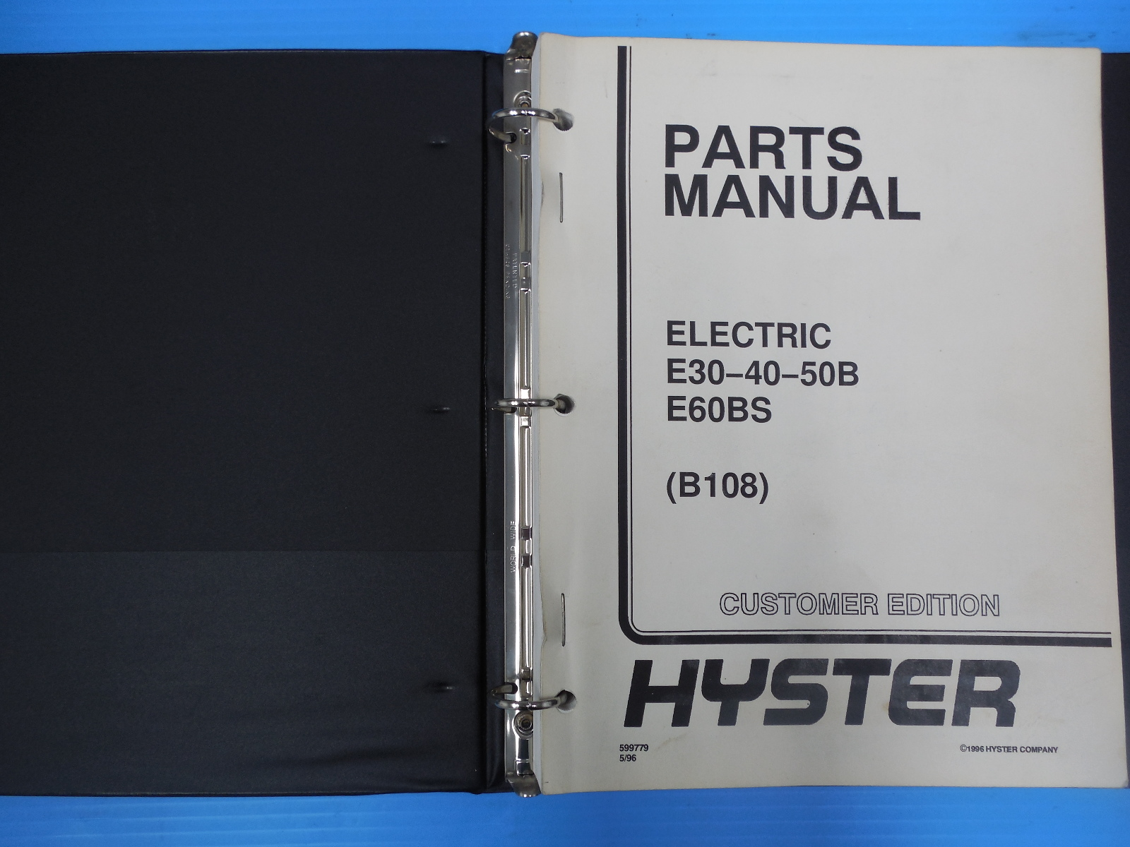 Hyster 30 Forklift Wiring Diagram