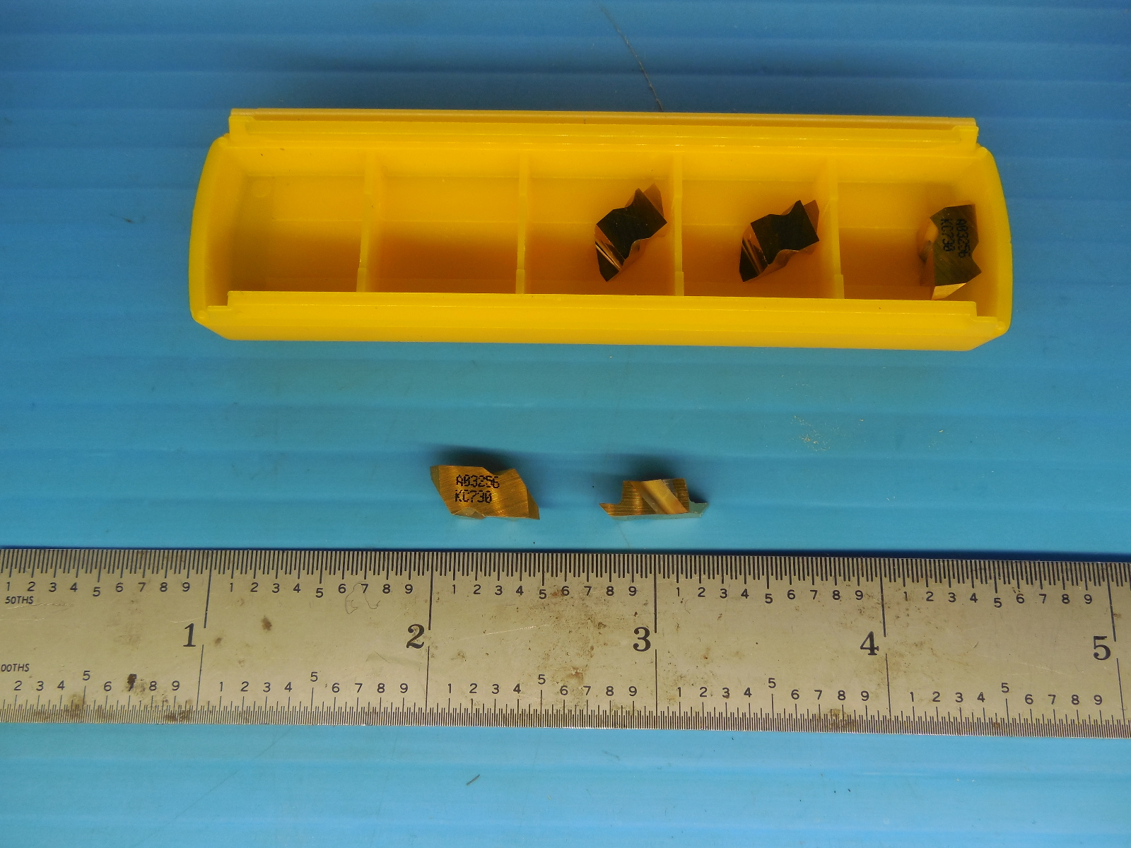 """NEW KENNAMETAL DWG  1//2 /"""" INDEXABLE TOOL HOLDER"""
