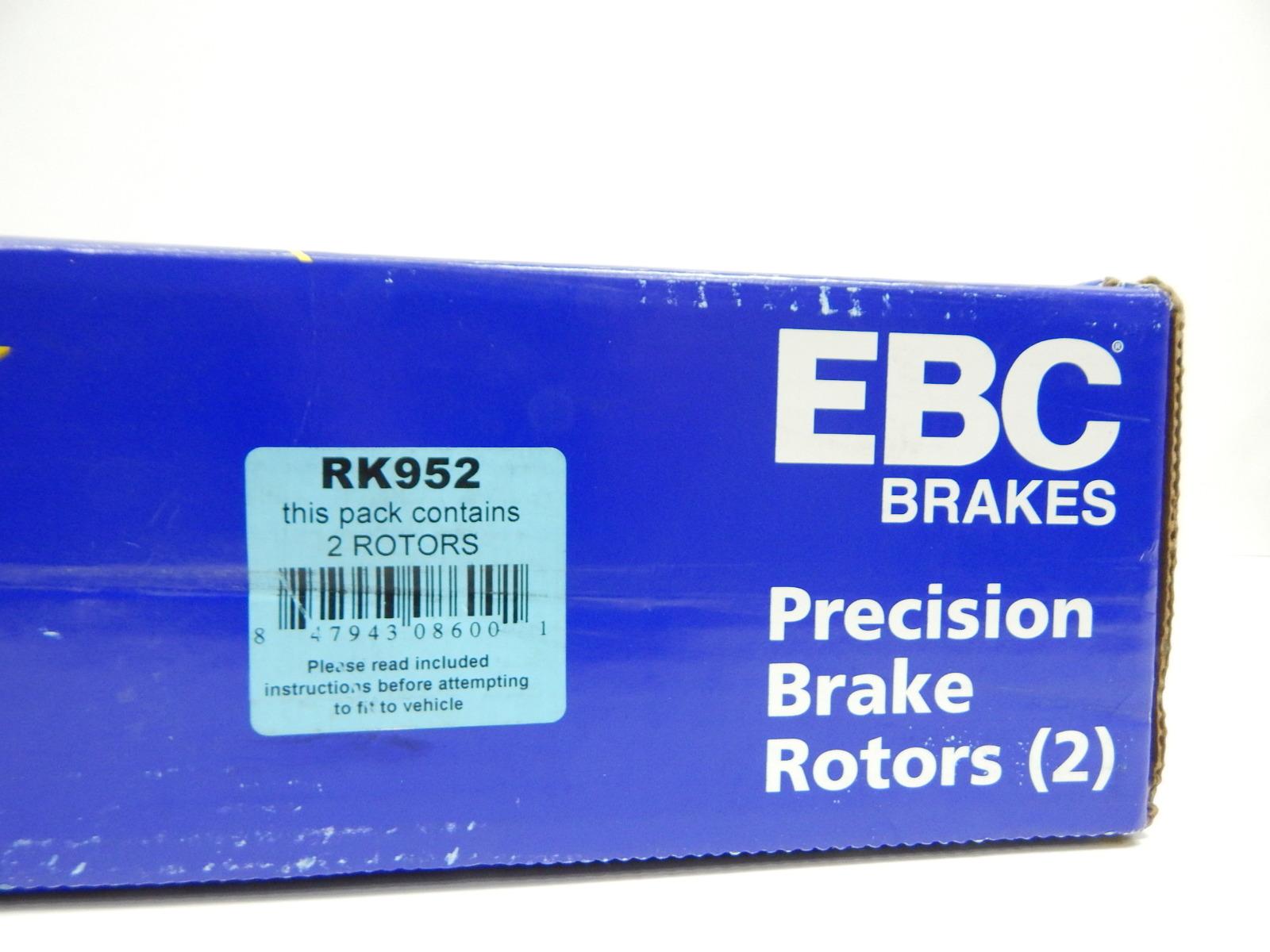 EBC Brakes RK1166 RK Series Premium Replacement Rotor
