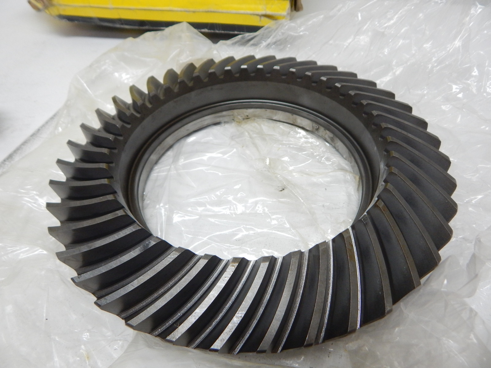 Precision Gear F10//456S 10-1//4 Diameter 4.56 Ratio Ring and Pinion