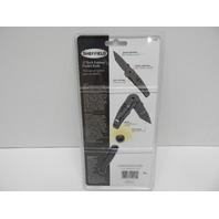Sheffield 12291 JT-Tech Folding Pocket Knife Great Stocking Stuffer