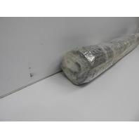 "Ergomat ENC0303 Nitrile Rubber Anti-Static Mat, 3'x 3'x 0.43"" Thickness, Black"