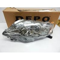 Depo 324-1105L-US7 Lexus RX 350 Driver Side Headlight Lens and Housing BOX DMG