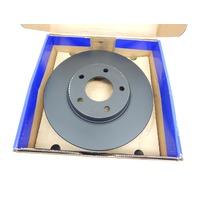 EBC Brakes RK952 RK Series Premium OE Replacement Brake Rotor (Set of 2)