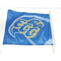 NCAA FG230602 East Central Missouri Version 2 FG Car Flag (Set of 2 Flags)