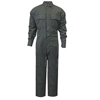National Safety Apparel SPXHPCA02083XLN Carbon Armour Coverall, 3XL, Dark Green