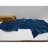 DashMat VelourMat Dashboard Cover for Dodge Journey Plush Velour, Blue OPEN BOX