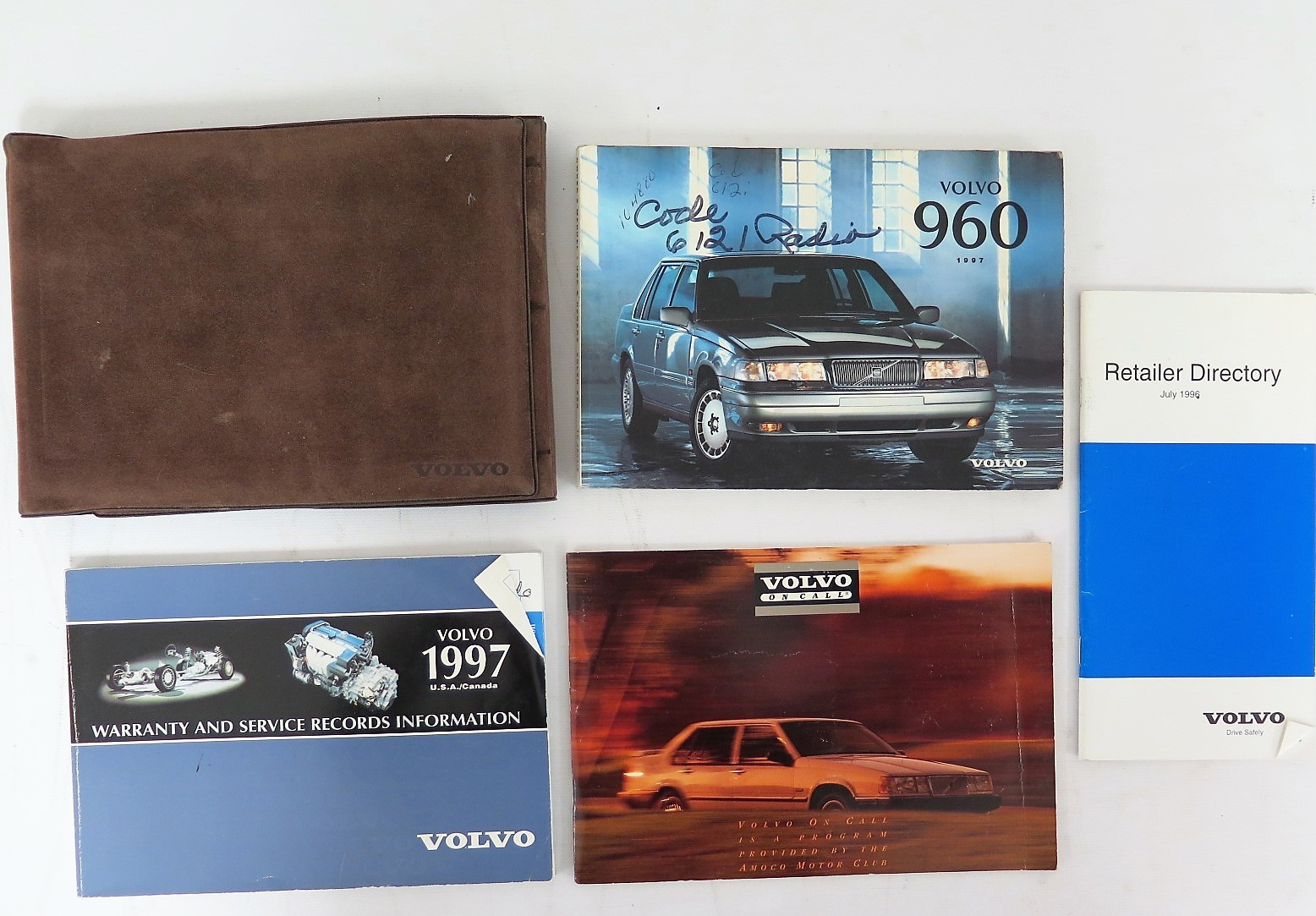 1997 volvo 960 owners manual book bashful yak rh bashfulyak com 1997 Volvo 960 Wreak 1997 Volvo 960 Engine