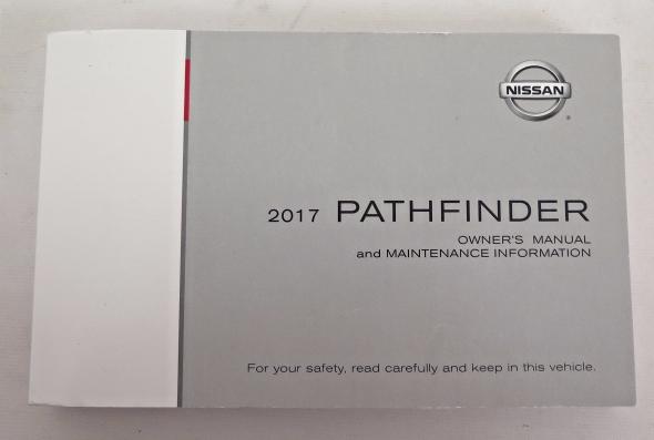 2017 nissan pathfinder owners manual book ebay rh ebay com nissan sunny manual book nissan x trail manual book