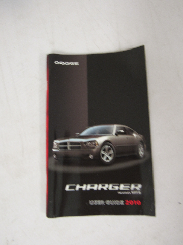2010 dodge charger owners manual book ebay rh ebay com 2010 dodge charger owners manual for sale 2010 dodge charger owners manual