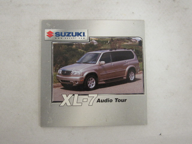 2002 suzuki grand vitara xl 7 owners manual book ebay rh ebay ie 2002 suzuki xl7 repair manual 2002 suzuki xl7 owners manual pdf