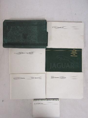 2002 jaguar x type owners manual guide book ebay rh ebay com Jaguar E-Type Jaguar XKE