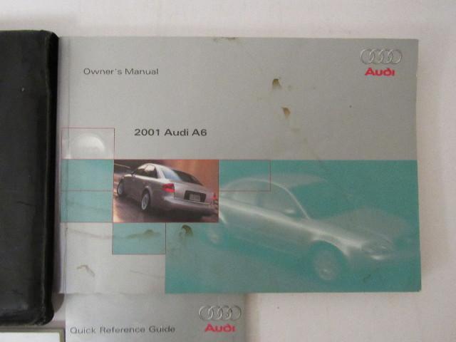 a 2001 audi a6 manual one word quickstart guide book u2022 rh kelvinatawura co uk Cartoon Manual Toyota Owners Manual