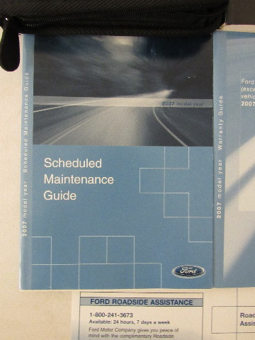 details about 2007 ford mustang owners manual book rh ebay co uk 2007 ford mustang gt owners manual pdf owners manual 2007 ford mustang