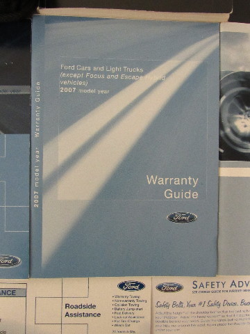 details about 2007 ford mustang owners manual book rh ebay co uk owners manual 2007 ford mustang 2007 ford mustang owners manual pdf