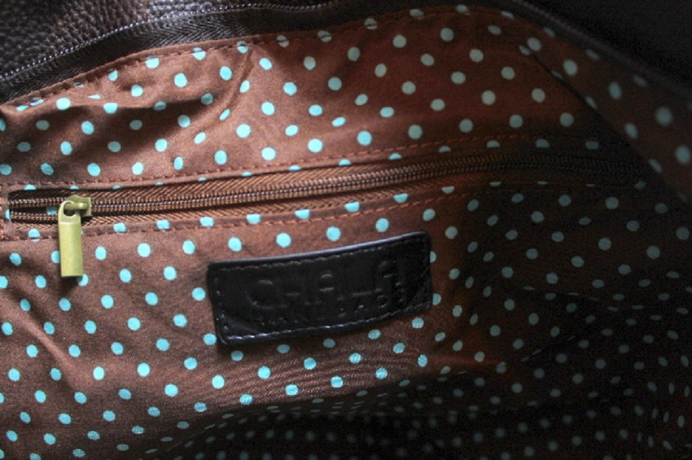 1754889809 ... Chala Purse Handbag Leather Hobo Cross Body Convertible Mermaid Dark  Brown ...
