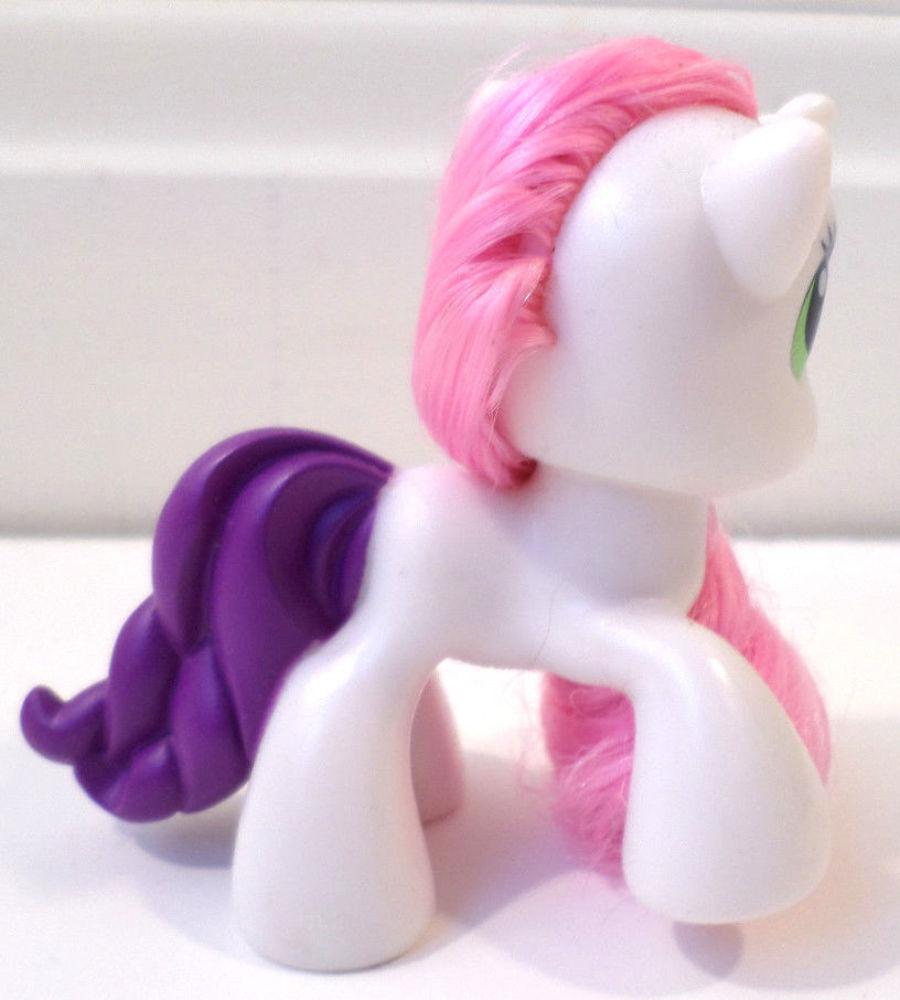 My little pony g3 mlp sweetie belle molded tail varriation long pink my little pony g3 mlp sweetie belle molded tail varriation long pink hair unicor mightylinksfo