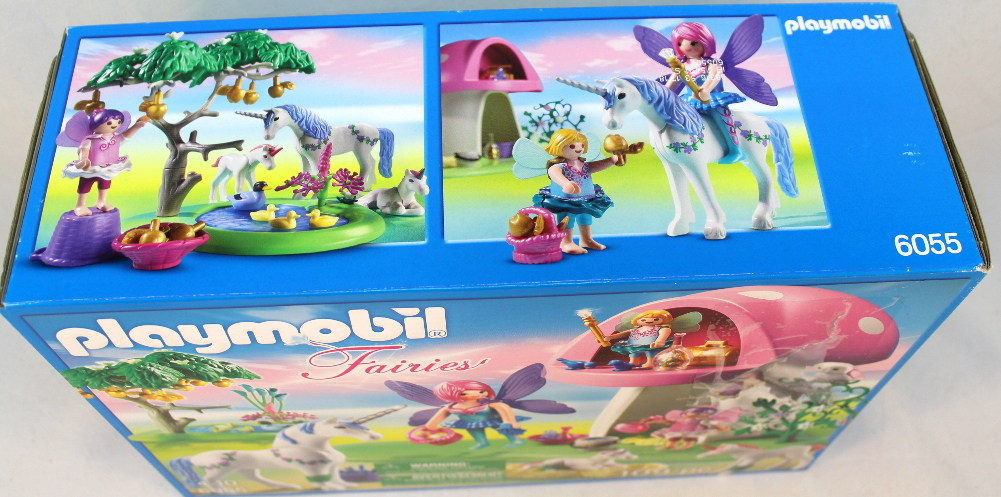 Playmobil Playmobil 6055 Princess Fairies Playset with